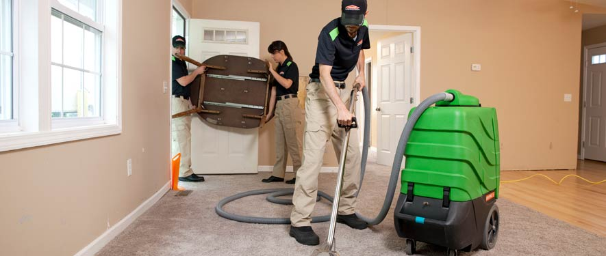 Muskogee, OK residential restoration cleaning